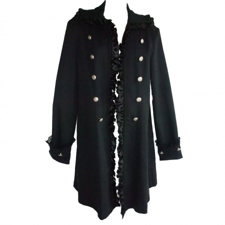 pirate gothic jacket