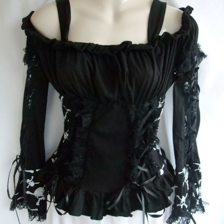 gt  gothic tops  corsets archives  gothic romance