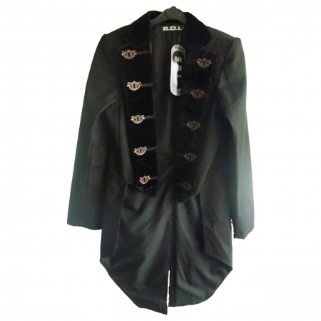 SDL steampunk tail jacket