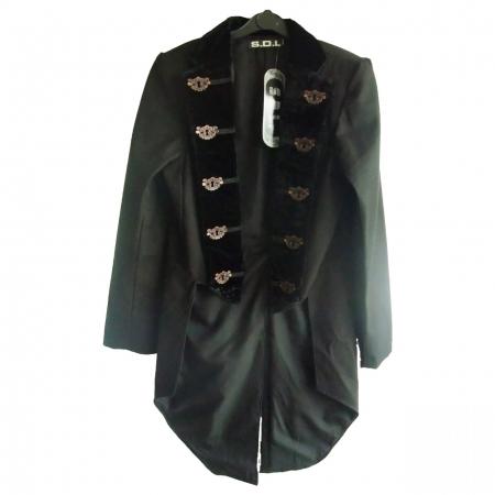 SDL steampunk tail jacket