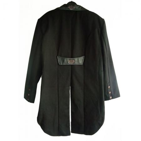 SDL steampunk tail jacket (back)