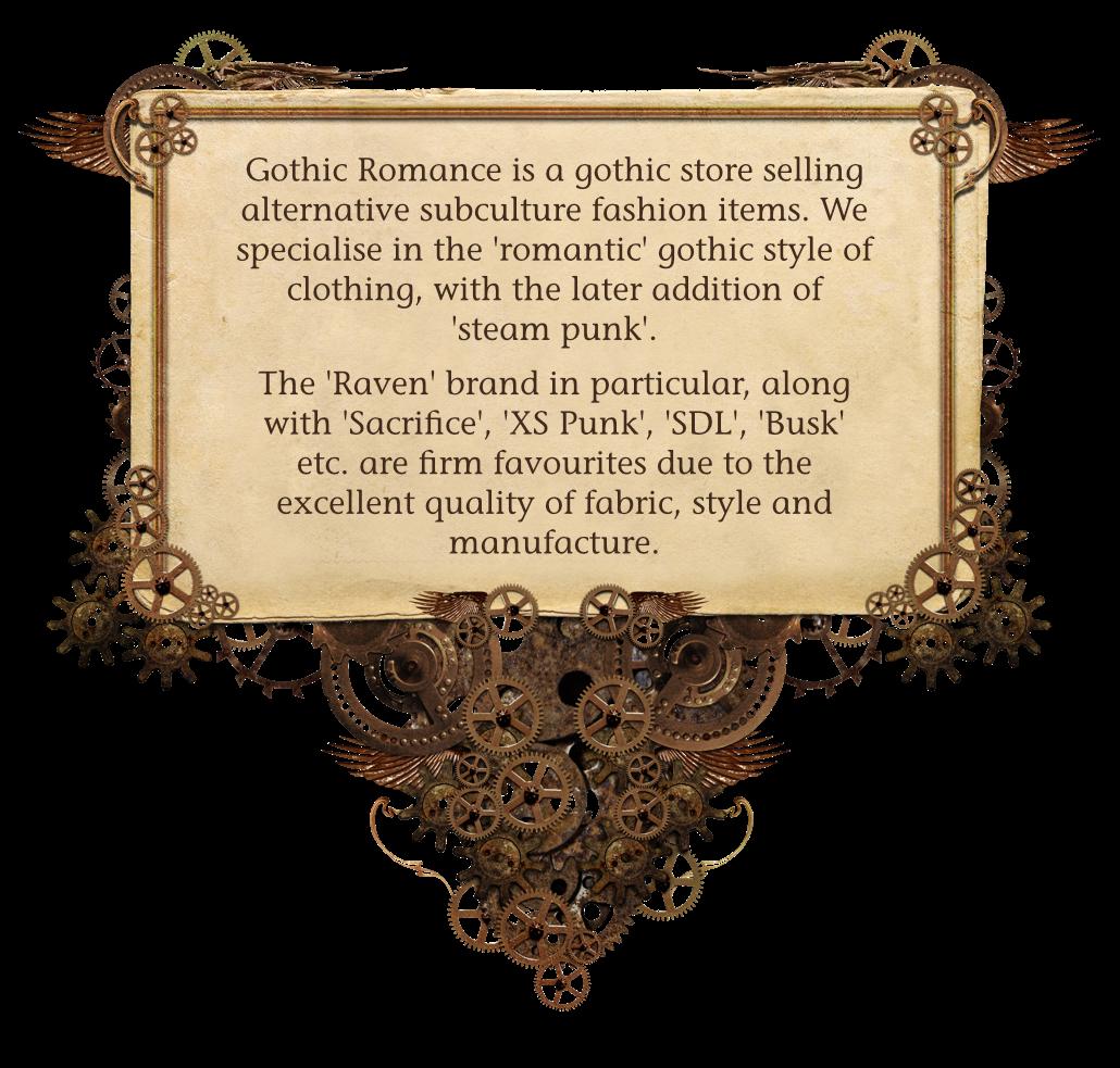 Cutout Steampunk Frame