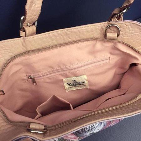 Van Asch handbag inside