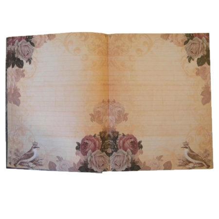 notebook inner