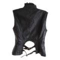 steampunk women's waistcoat (back)