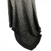 Raven khaki brocade skirt (train)